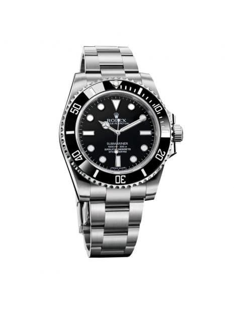Einstieg: Rolex Submariner ohne Datum