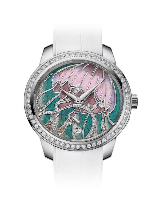 Ulysse Nardin: Jade Jellyfish