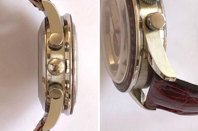 Universal Genève: Compax Chronograph 884.485