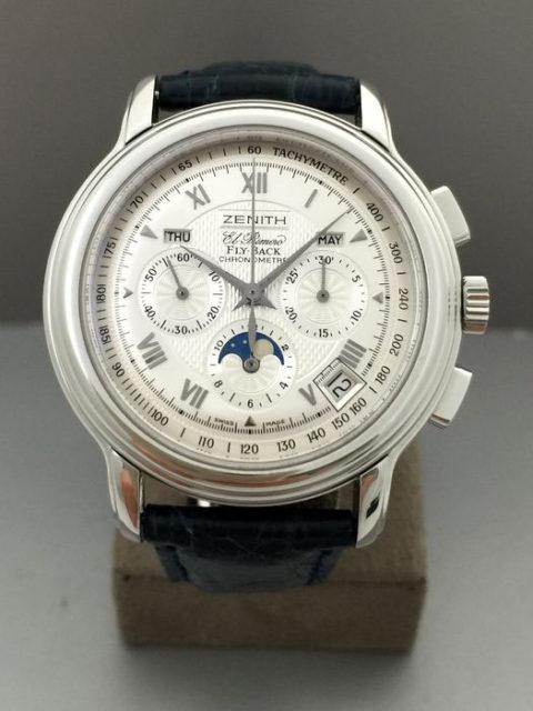 Zenith El Primero Chronomaster Flyback Chronograph