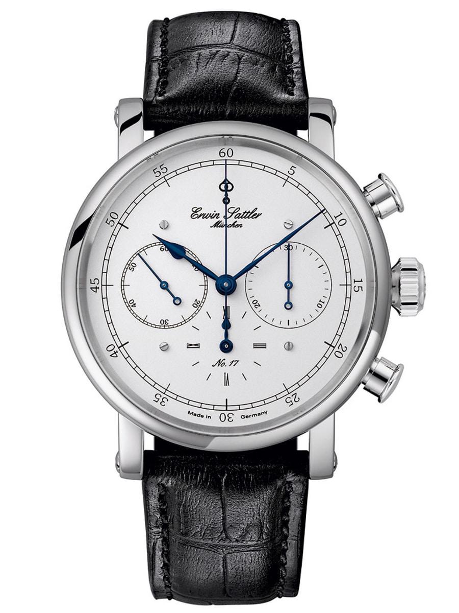 Erwin Sattler: Chronograph