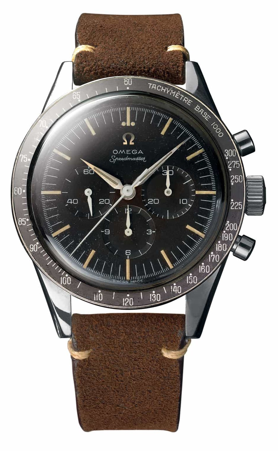 First Omega Speedmaster in Space 1959