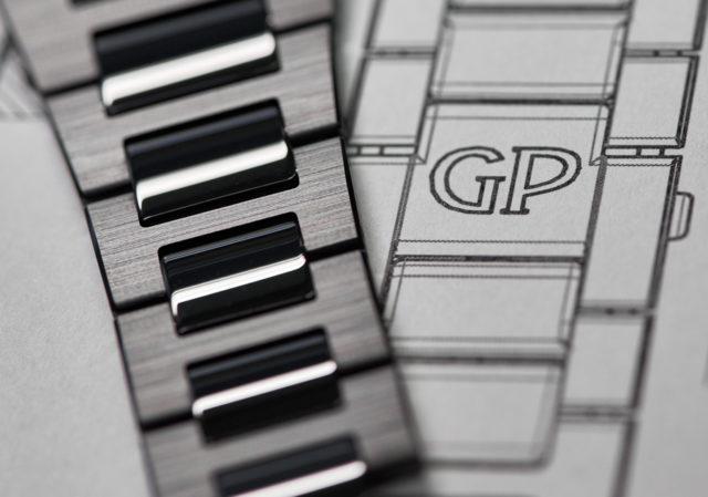 Girard Perregaux Laureato 42mm Ceramic Uhrenband