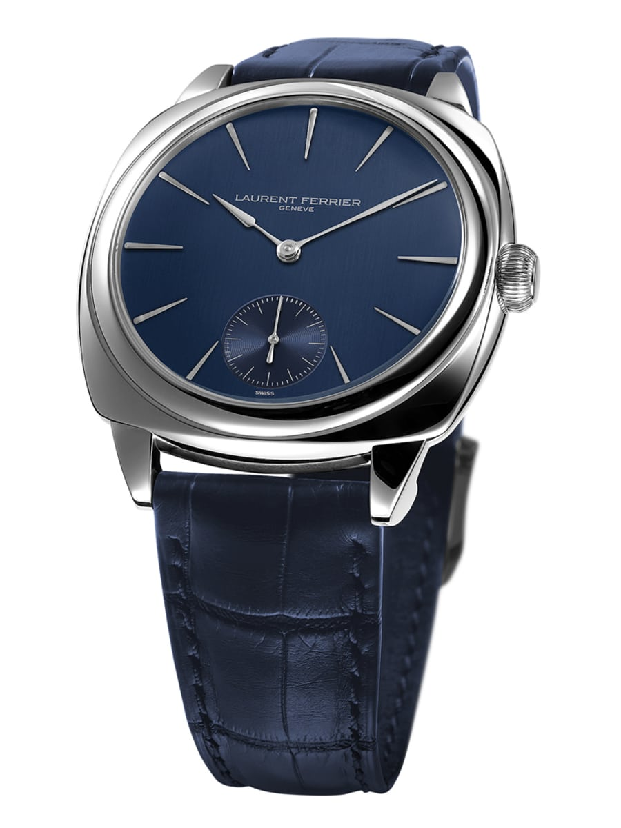 Laurent Ferrier: Galet Micro-Rotor Square