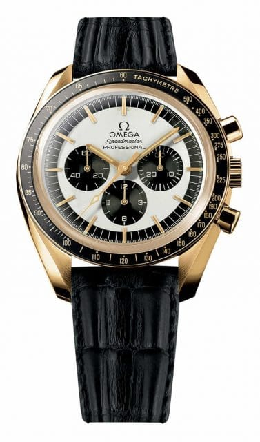 Omega Speedmaster Golden Panda 1997