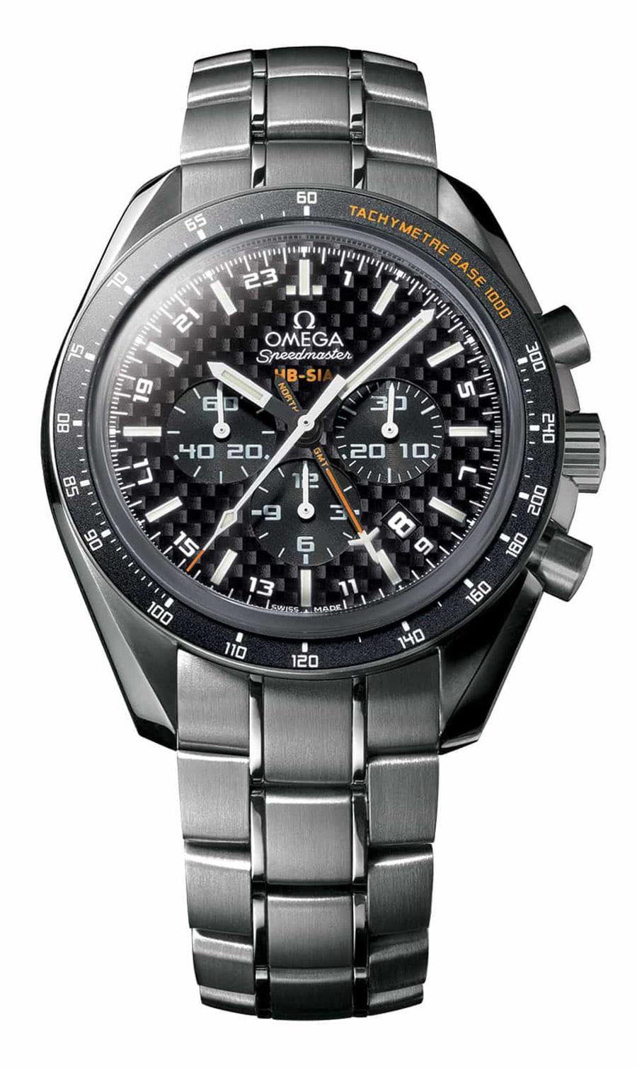 Omega Speedmaster HB SIA GMT 2008