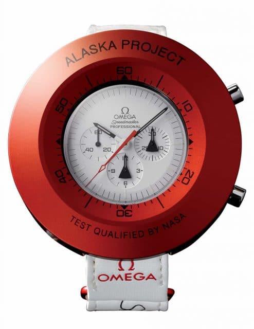 Omega Speedmaster Alaska Projekt 2008