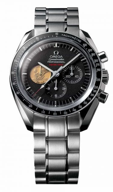 Omega Speedmaster Apollo 11 2009
