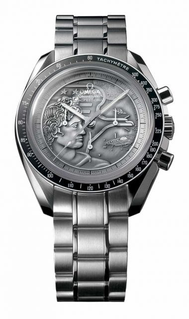 Omega Speedmaster Apollo 17 2012