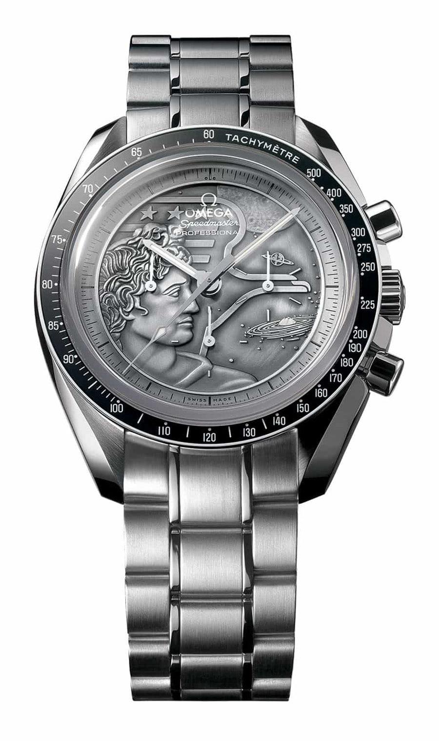 Omega Speedmaster Apollo 17 2012