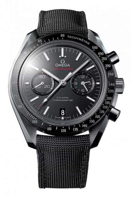 "Omega Speedmaster ""Dark Side of the Moon"" 2013"