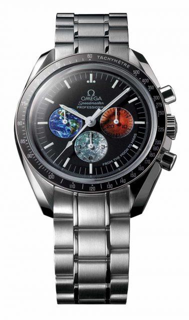 """Omega Speedmaster """"vom Mond zum Mars"""" 2003"""