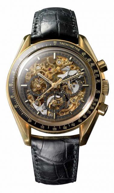 Omega Speedmaster Skelett 1992