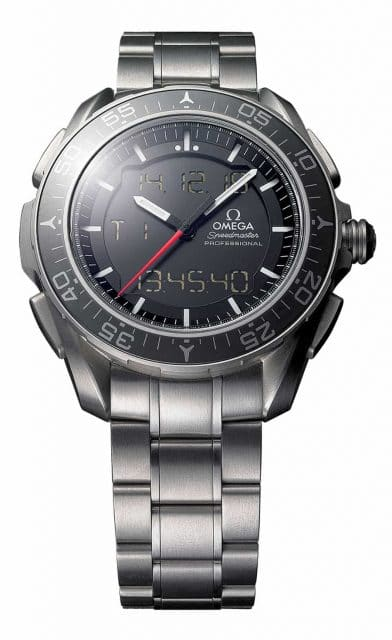 Omega Speedmaster Skywalker X-33 2014