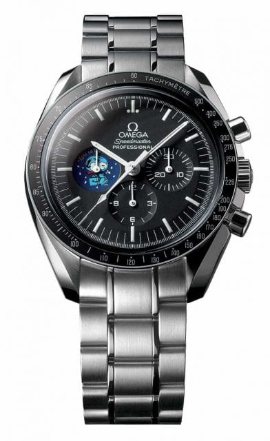 Omega Speedmaster Snoopy Award 2003