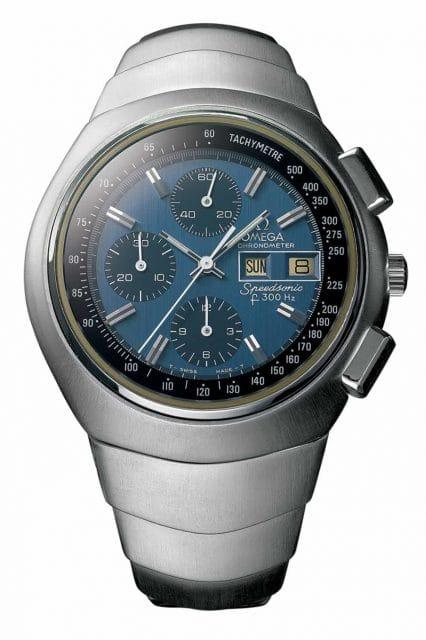 Omega Speedmaster Speedsonic 1973