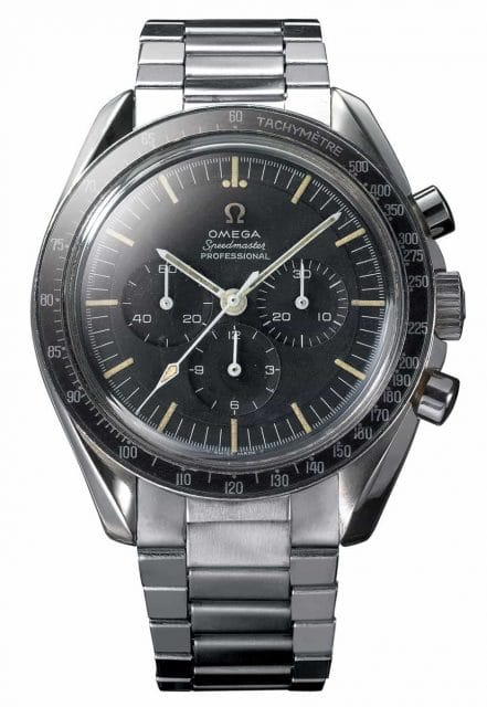 "Omega Speedmaster die ""Moonwatch"" 1965"