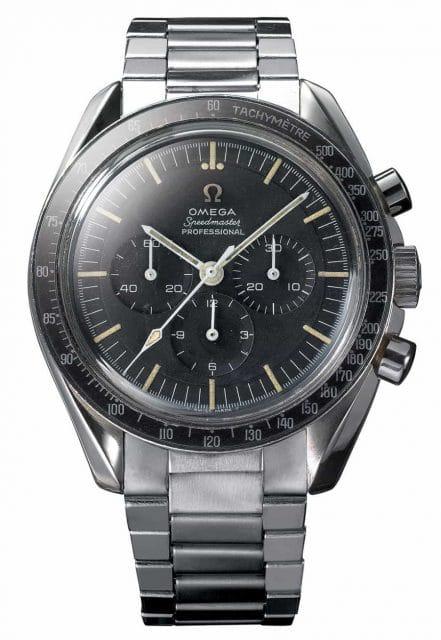 """Omega Speedmaster die """"Moonwatch"""" 1965"""