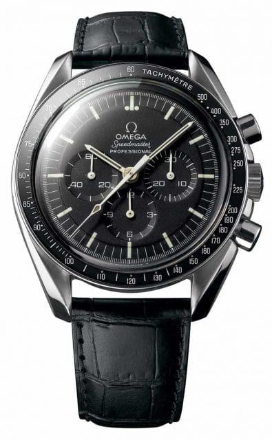 """Omega Speedmaster die """"Moonwatch"""" 1968"""