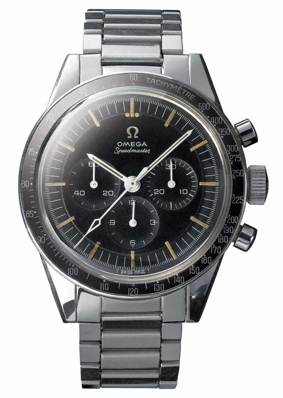 Omega Speedmaster Third Generation 1963