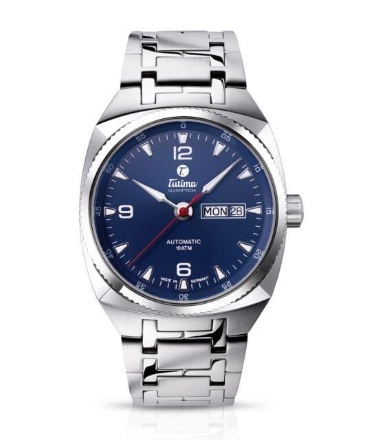 Tutima Saxon One M Steel Blue