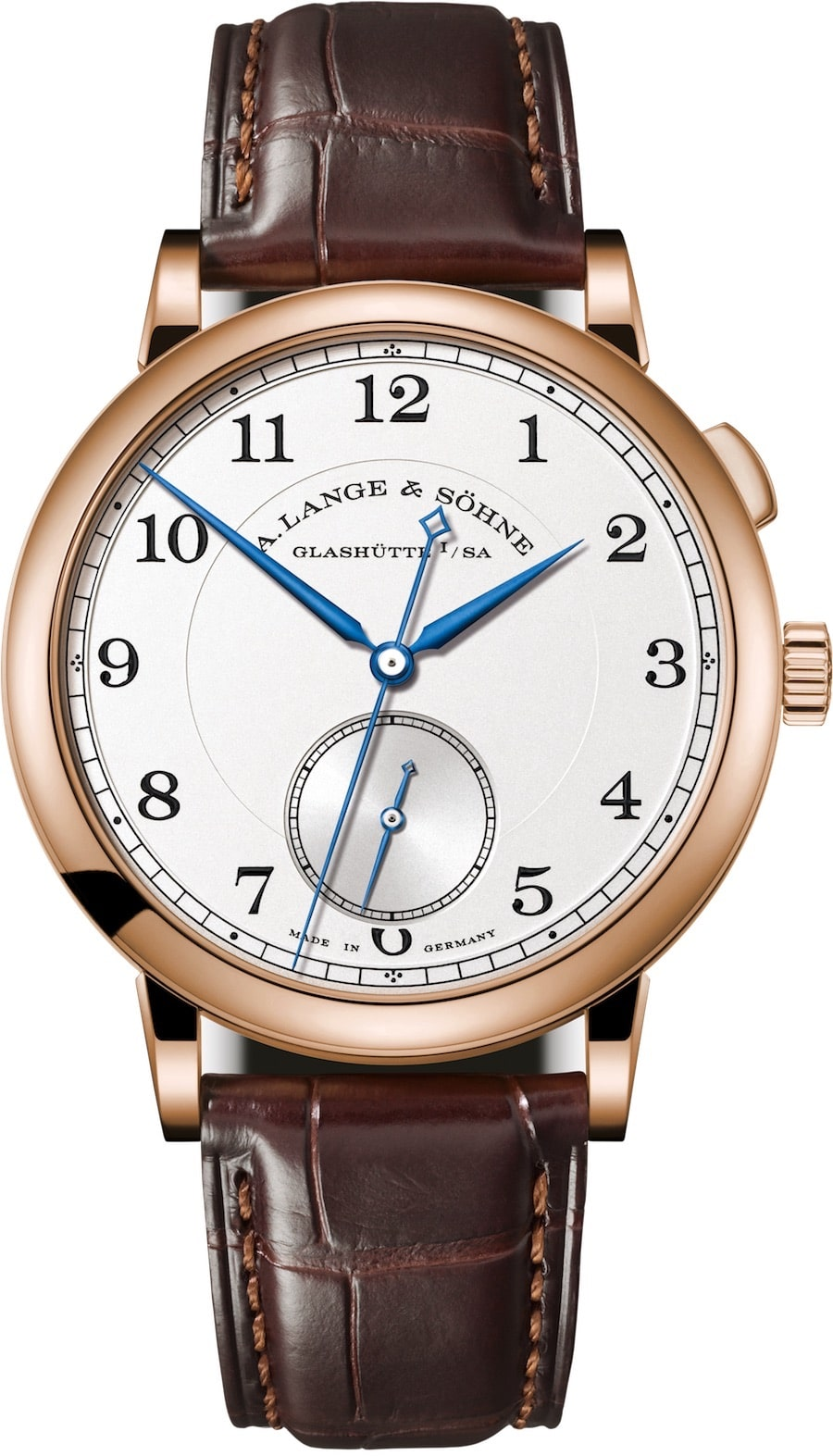 """A. Lange & Söhne: 1815 """"Homage to Walter Lange"""" in Rotgold"""