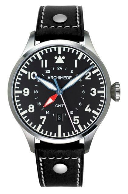 Archimede: Pilot 42 GMT