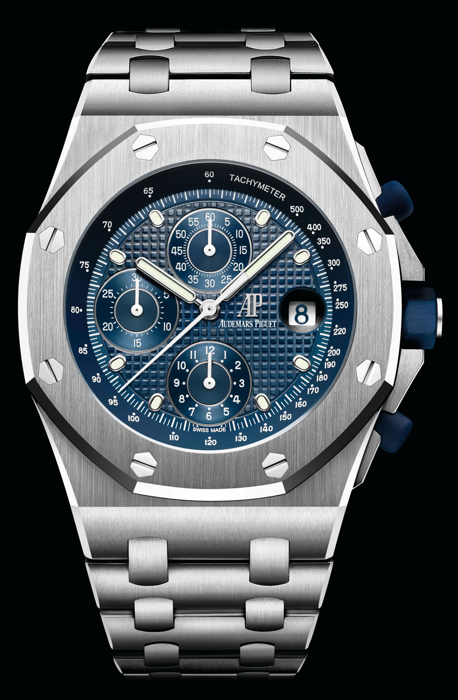 Platz 8 der beliebtesten Uhrenmodelle 2017: Audemars Piguet: Royal Oak Offshore Chronograph