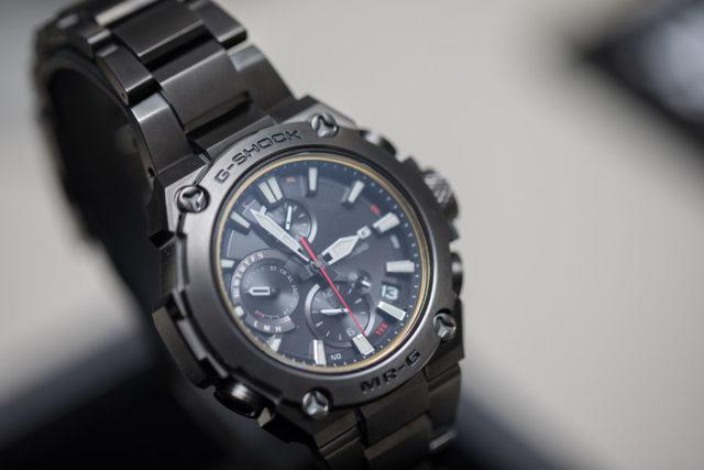 Casio: Die Premium-G-Shock Serie MR-G