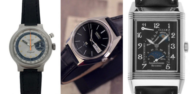 Catawiki-Auktionen: Longines, Grand Seiko, Jaeger-LeCoultre