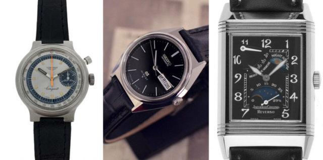 Catawiki-Auktionen: Longines, Grand Seiko, Jaeger-LeCoultre
