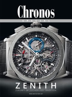 68-seitiges Sonderheft: Chronos Special Zenith