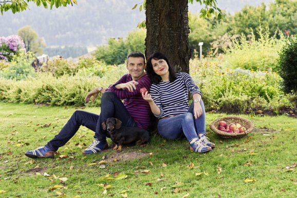 Habring2: Maria und Richard