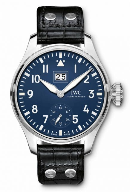 "IWC: Big Pilot's Watch Big Date Edition ""150 Years"""