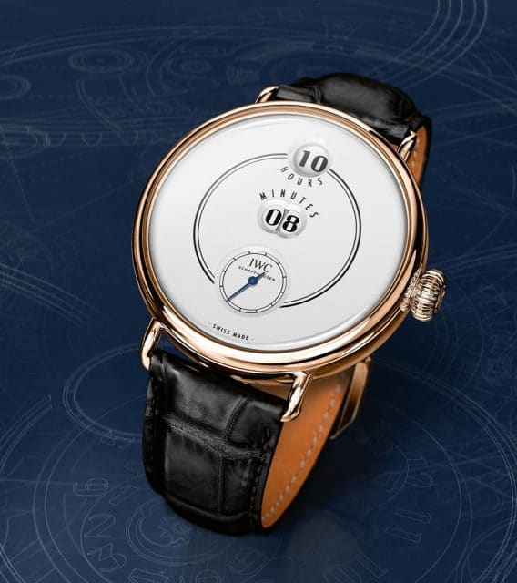 "IWC: Tribute to Pallweber Edition ""150 Years"""