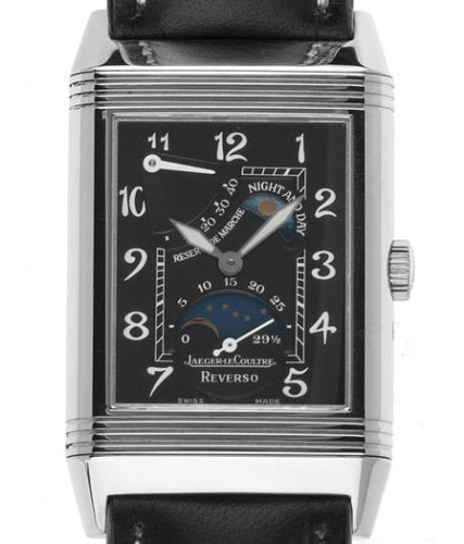 Jaeger-LeCoultre: Reverso Night & Day