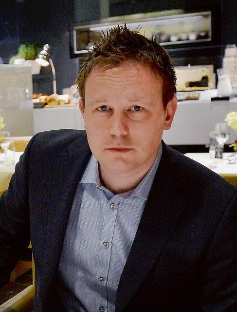 Jørgen Erdahl, Journalist und Gründer des norwegischen Uhrenblogs Horae.no