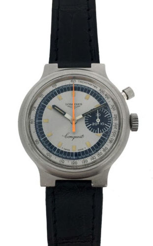 Longines: Conquest Chronograph (Olympic Games 1972)