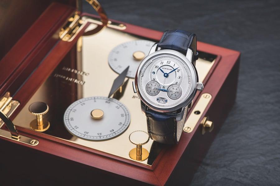 Montblanc: Star Legacy Nicolas-Rieussec-Chronograph