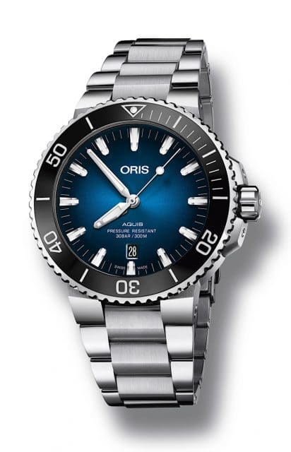 Oris: Clipperton Limited Edition