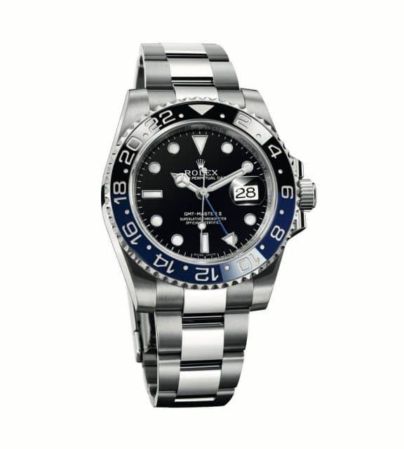 Rolex GMT-Master II Referenz 116710BLNR: gesucht und mit gutem Wertzuwachs