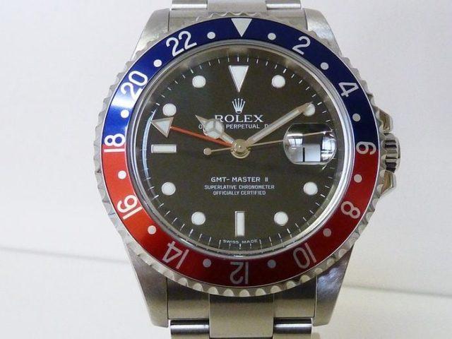 Rolex: GMT-Master II 16710