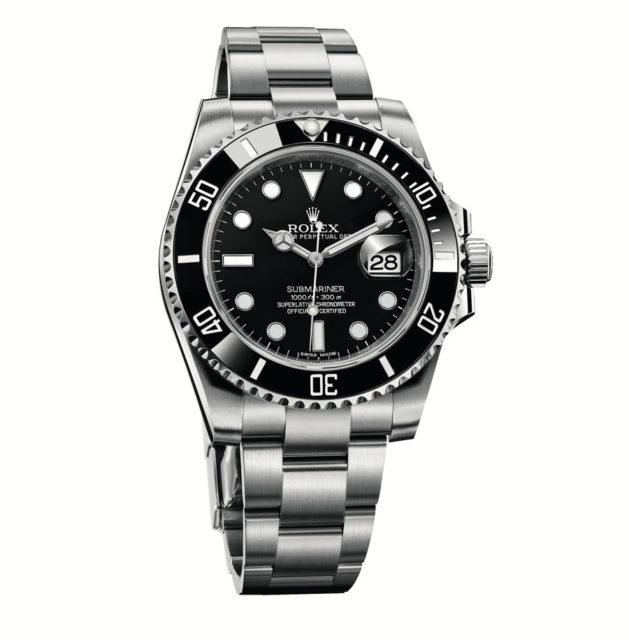 Rolex: Submariner Date Referenz 116610