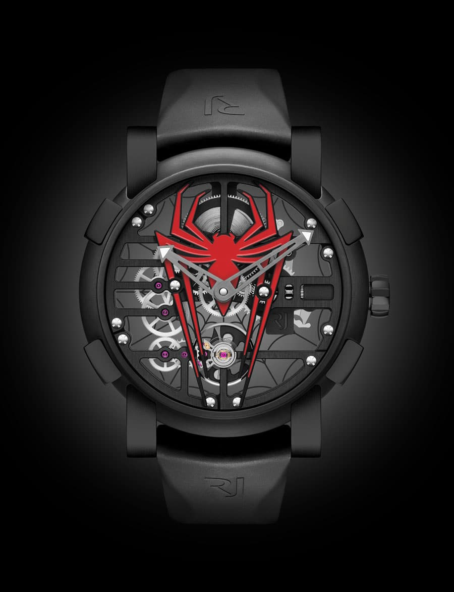 Romain-Jerome-Spider-Man-Skelettuhren