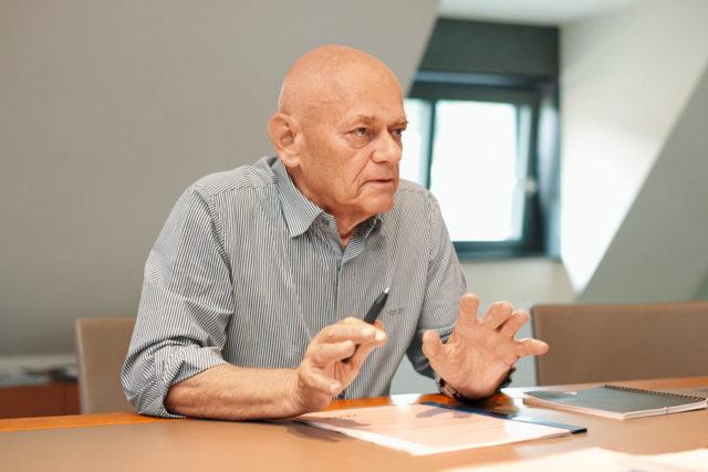 Tutima: Dieter Delecate
