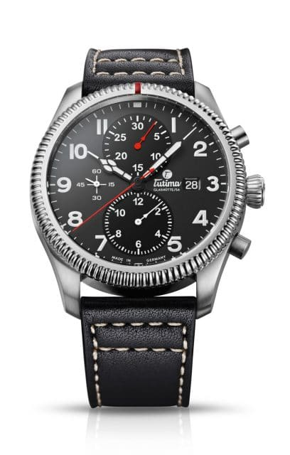 Tutima: Grand Flieger Classic Chronograph