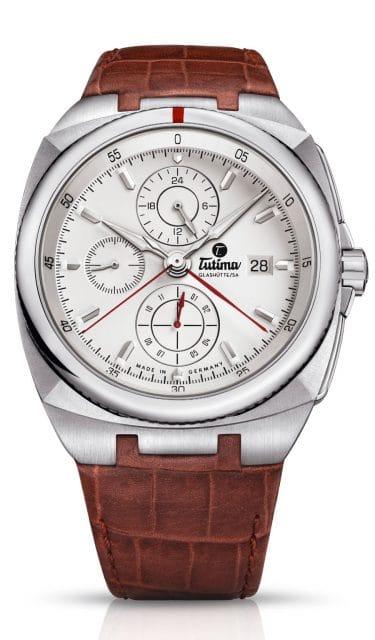 Tutima: Saxon One Chronograph