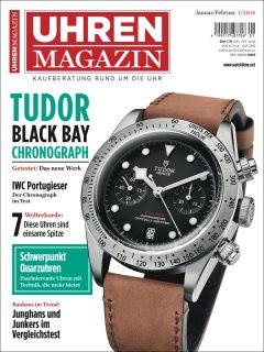 UHREN-MAGAZIN: Ausgabe 1/2018