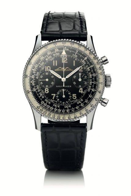 Die Breitling Navitimer wurde 1952 zur offiziellen Uhr der AOPA