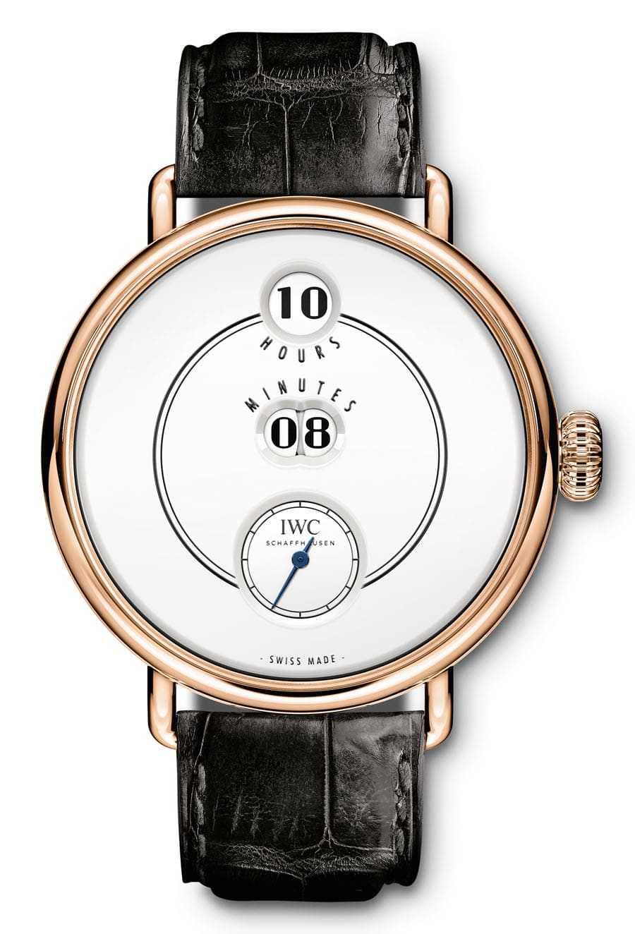 """IWC: Tribute to Pallweber Edition """"150 Years"""""""